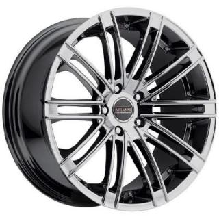 MILANNI WHEELS  KAHN 9032 FWD PHANTOM CHROME RIM