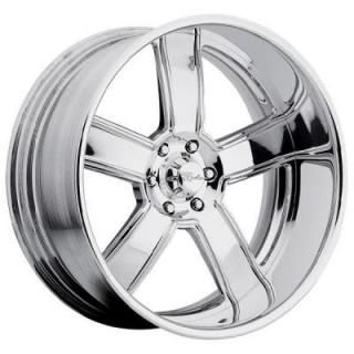 RACELINE WHEELS   EXECUTIVE POLISHED RIM