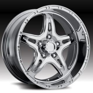 SPECIAL BUY WHEELS  RACELINE 885 RENEGADE 5 POLISHED RIM PPT