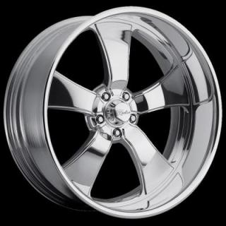 RACELINE WHEELS   STATUS 5 POLISHED RIM