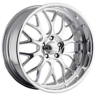 RACELINE WHEELS   LEGACY POLISHED RIM
