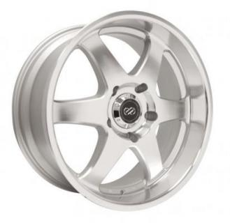 SPECIAL BUY WHEELS  ENKEI ST6 SILVER MACHINED WHEEL PPT