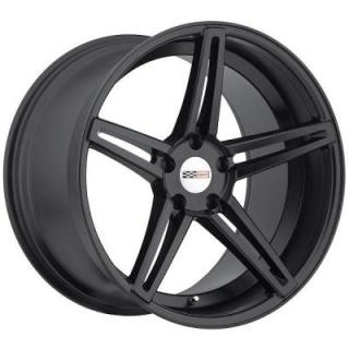 BRICKYARD MATTE BLACK RIM from CRAY WHEELS
