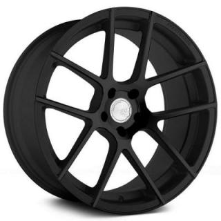 M510 MATTE BLACK RIM by AVANT GARDE WHEELS