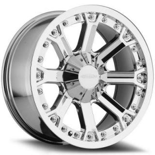 SERIES 6633 CHROME RIM by PRO COMP ALLOYS WHEELS