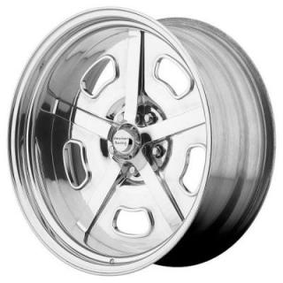 AMERICAN RACING WHEELS  VF493 FORGED POLISHED RIM
