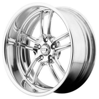 AMERICAN RACING WHEELS  VF497 FORGED POLISHED SOFT LIP RIM
