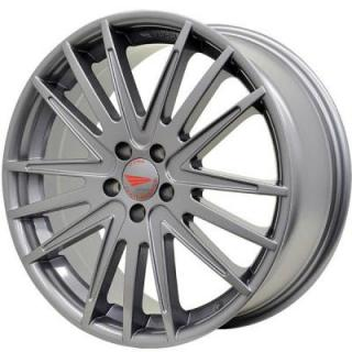 SPECIAL BUY WHEELS  HAWK BY CRAGAR HC3 GRAY RIM PPT