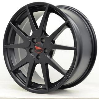 HAWK BY CRAGAR HC1 BLACK RIM PPT from SPECIAL BUY WHEELS