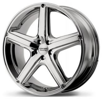 SPECIAL BUY WHEELS  AMERICAN RACING AR883 MAVERICK CHROME PPT