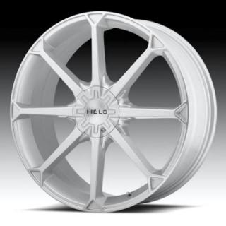 HELO HE870 SILVER MACHINED RIM PPT from SPECIAL BUY WHEELS