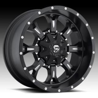 FUEL OFFROAD D517 KRANK BLACK MILLED RIM PPT from SPECIAL BUY WHEELS