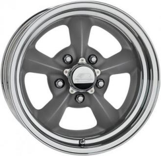 BILLET SPECIALTIES WHEELS  LEGENDS SERIES RIVAL G GRAY FAST TO BUILD