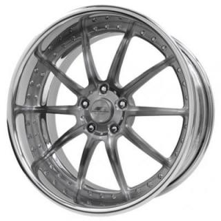 BILLET SPECIALTIES WHEELS  PRO-TOURING G-SPEC POLISHED RIM