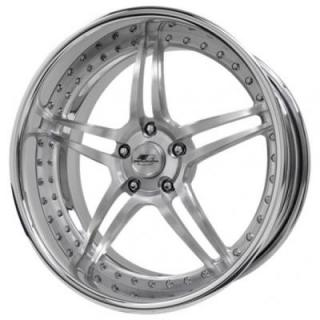 BILLET SPECIALTIES WHEELS  PRO-TOURING DAYTONA POLISHED RIM