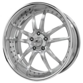BILLET SPECIALTIES WHEELS  PRO-TOURING SEBRING POLISHED RIM