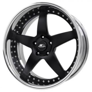 BILLET SPECIALTIES WHEELS  PRO-TOURING GRAN SPORT POLISHED RIM