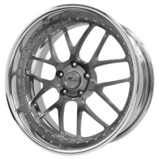 BILLET SPECIALTIES WHEELS  PRO-TOURING GRAND PRIX POLISHED RIM