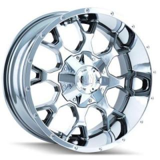 MAYHEM WHEELS  WARRIOR PVD2 RIM