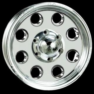 WELD RACING WHEELS  TRAILER R50 POLISHED RIM