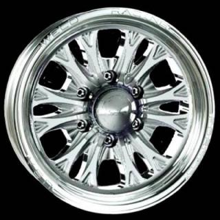 WELD RACING WHEELS  TRAILER R54 POLISHED RIM