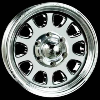 WELD RACING WHEELS  TRAILER R55 POLISHED RIM