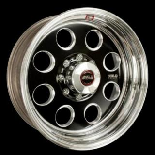 WELD RACING WHEELS  TRUCK T50 BLACK ANODIZED RIM