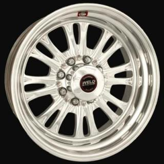 WELD RACING WHEELS  TRUCK T54 POLISHED RIM