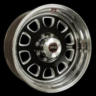 WELD RACING WHEELS  TRUCK T55 BLACK ANODIZED RIM