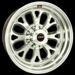 WELD RACING WHEELS  TRUCK T58 POLISHED RIM