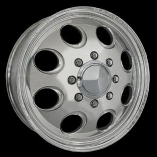 WELD RACING WHEELS  DUALLY D50 POLISHED RIM
