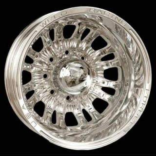DUALLY D54 POLISHED RIM by WELD RACING WHEELS