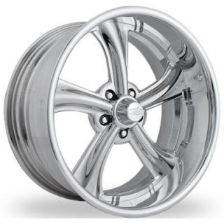 INTRO WHEELS  GALLUP POLISHED RIM