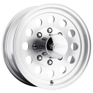 ULTRA WHEELS   TYPE 062 TRAILER MACHINED RIM with CLEAR COAT