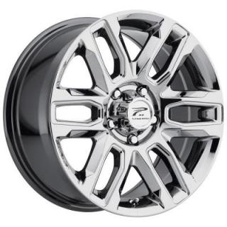 PLATINUM WHEELS  ALLURE 252 PVD RIM