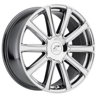 PLATINUM WHEELS  DIVINE 410 PVD RIM