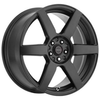 FOCAL WHEELS  F06 444 SATIN BLACK RIM