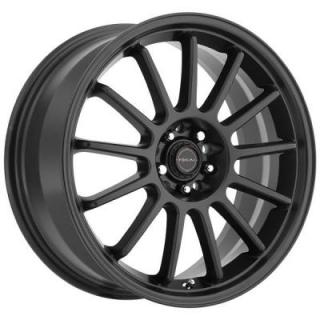 FOCAL WHEELS  F13 446 SATIN BLACK RIM