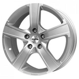 WIN PRO GLOSSY SILVER RIM from MOMO WHEELS
