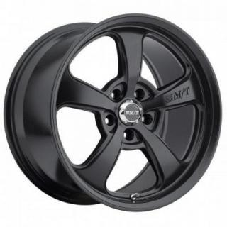 MICKEY THOMPSON STREET COMP SC-5 FLAT BLACK RIM PPT from SPECIAL BUY WHEELS