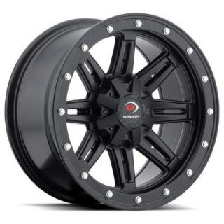 VISION WHEELS  FIVE FIFTY 550 ATV MATTE BLACK RIM