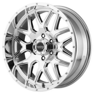 AMERICAN RACING WHEELS  AR910 PVD RIM