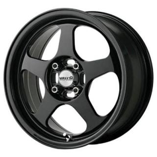 MAXXIM WHEELS  AIR MATTE BLACK RIM