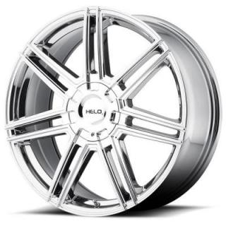 HELO WHEELS  HE884 PVD RIM