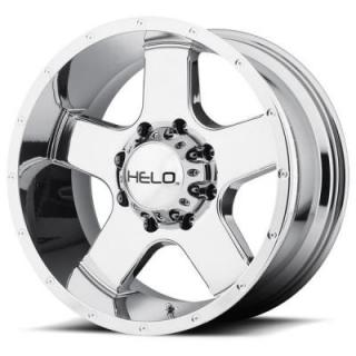HELO WHEELS  HE886 PVD RIM