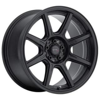 DRIFZ 308B SATIN BLACK RIM from SPECIAL BUY WHEELS