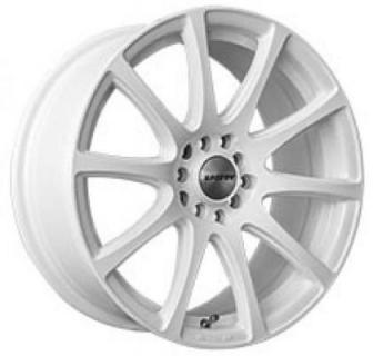 SPEEDY WHEELS  CARBINE WHITE RIM