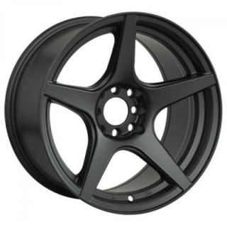 XXR WHEELS  535 FLAT BLACK RIM