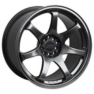 XXR WHEELS  551 CHROMIUM BLACK RIM