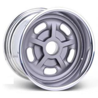 ET WHEELS  E-T SEBRING POLISHED RIM PERFORMANCE PLUS EXCLUSIVE